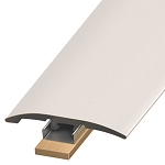 Versatrim Standard Colors - SLT-61 White (Embossed/Non Paintable)