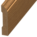 Versatrim Standard Colors - WB-124 Norway Oak