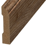 Versatrim Standard Colors - WB-241 Georgetown Oak