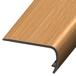 Versatrim Standard Colors - VE-2454 Carolina Maple